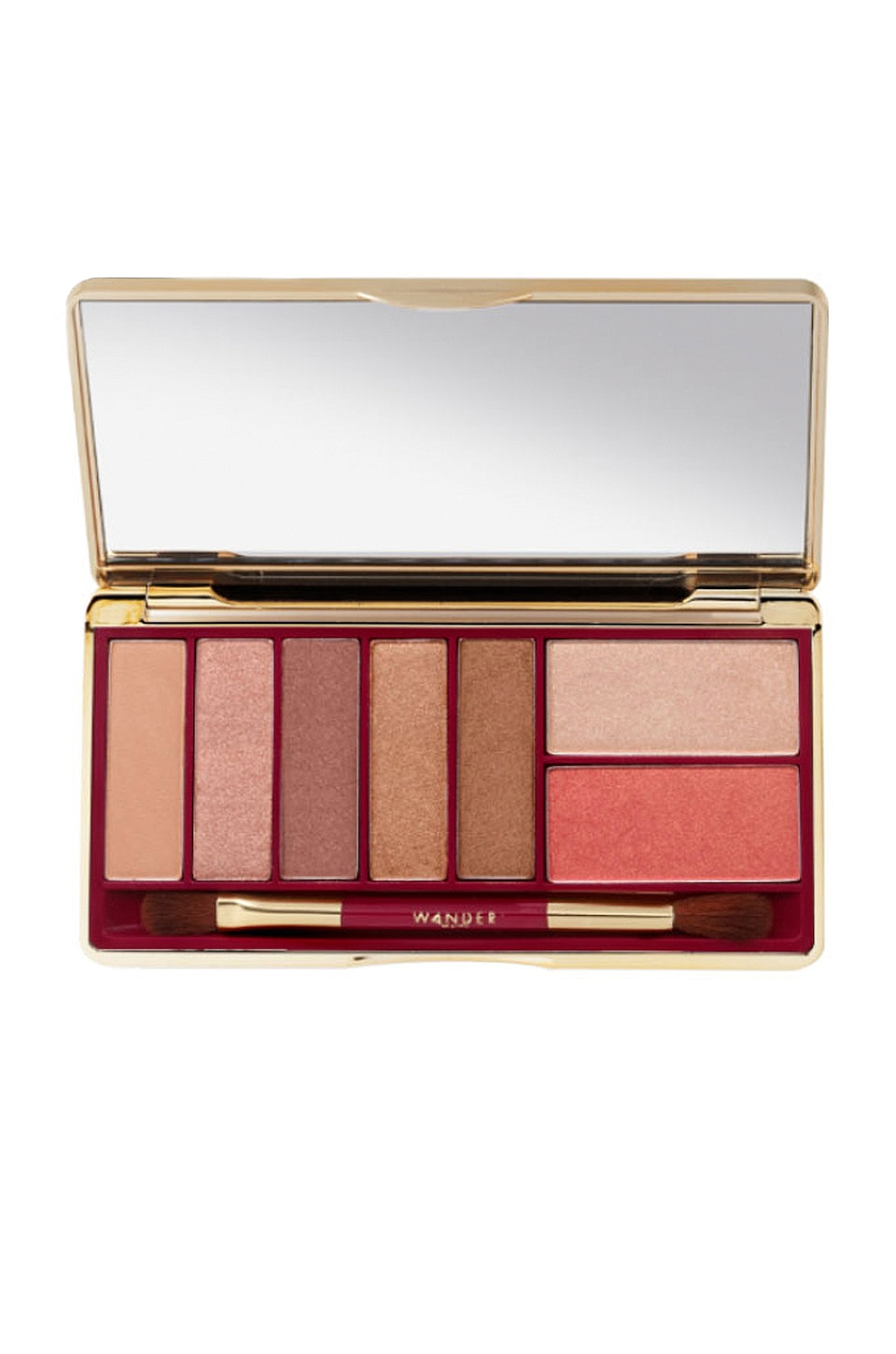 Wander Beauty Wanderess Fever Palette