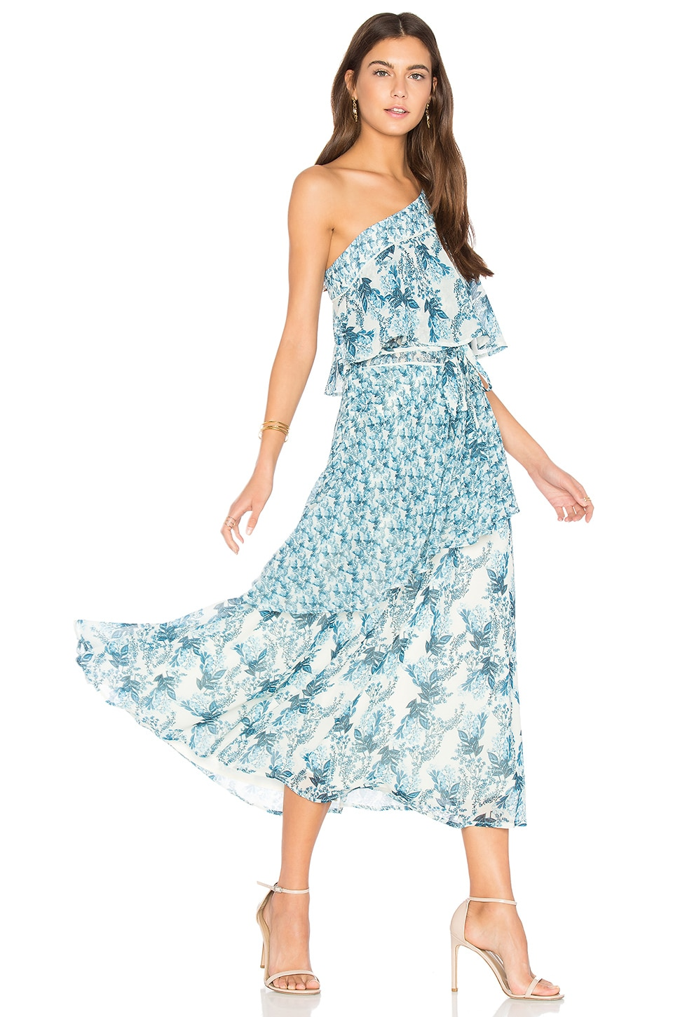 Iris Flutter Dress by We Are Kindred
