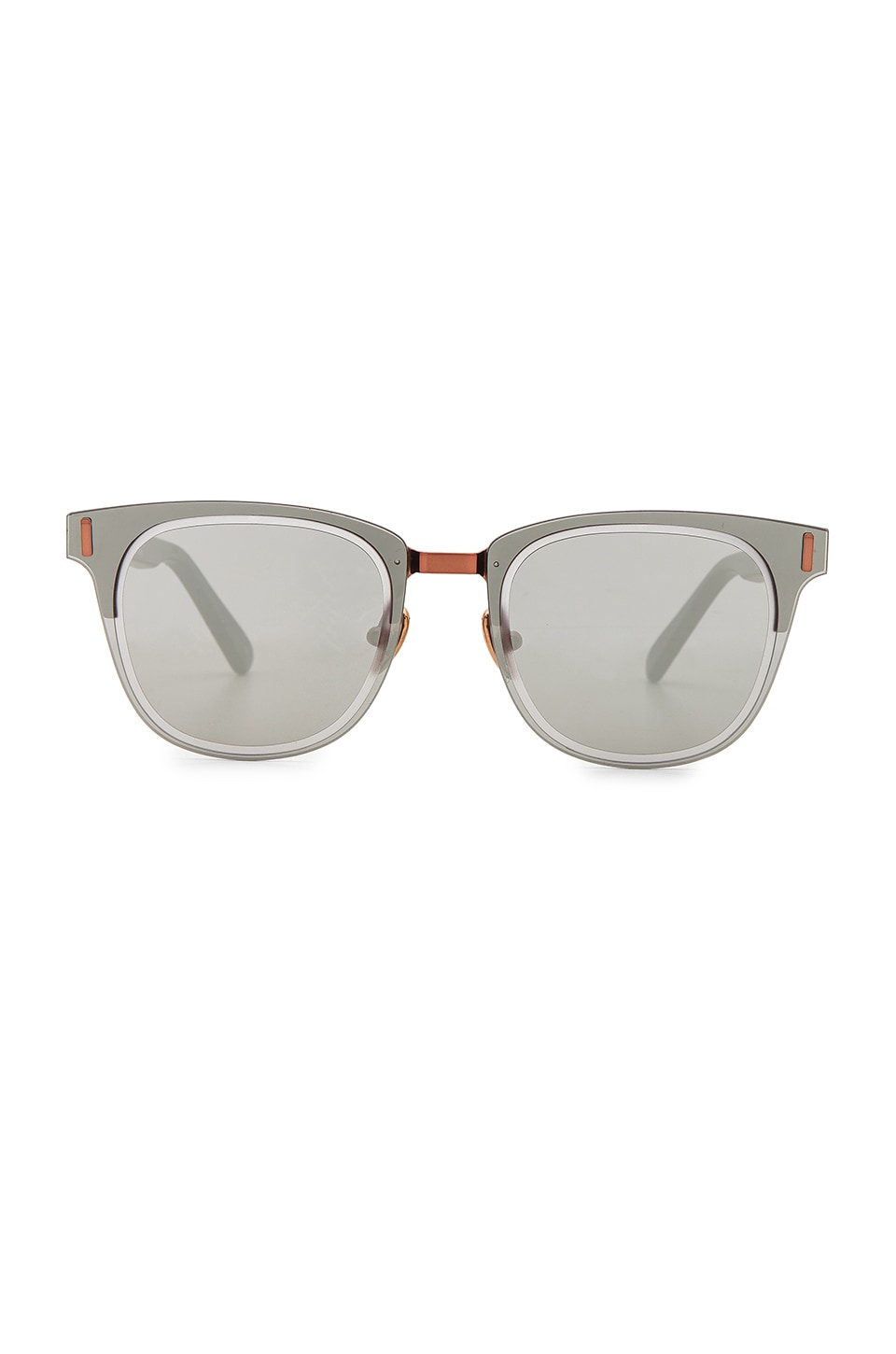 Mirrorcake Sunglasses by Westward Leaning