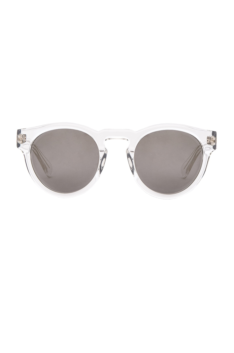 WESTWARD LEANING Voyager 13 Sunglasses in Crystal Shiny
