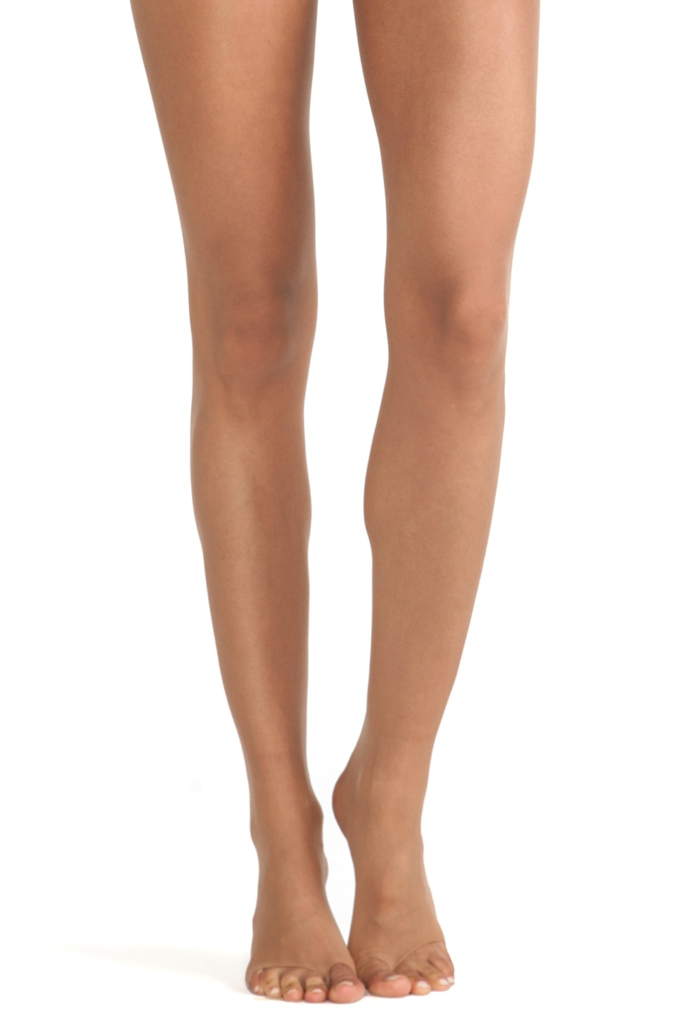 3d0000c0369 Wolford Luxe 9 Toeless Tights in Gobi