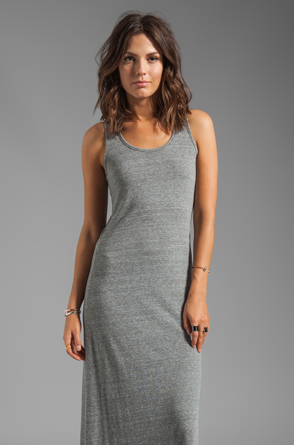 Whetherly Maryam Jersey Dress in Pebble