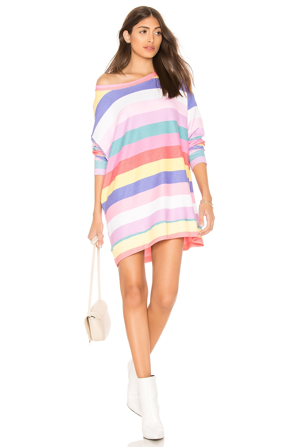 Castaway Roadtrip Sweater Dress by Wildfox Couture