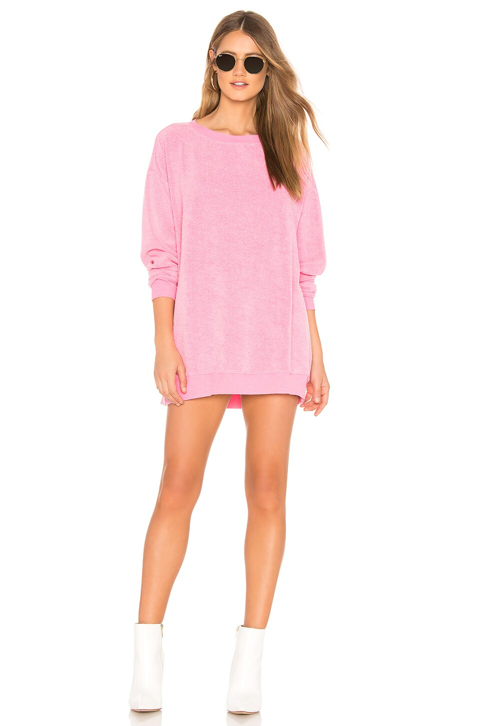 WILDFOX COUTURE ROADTRIP SWEATER DRESS