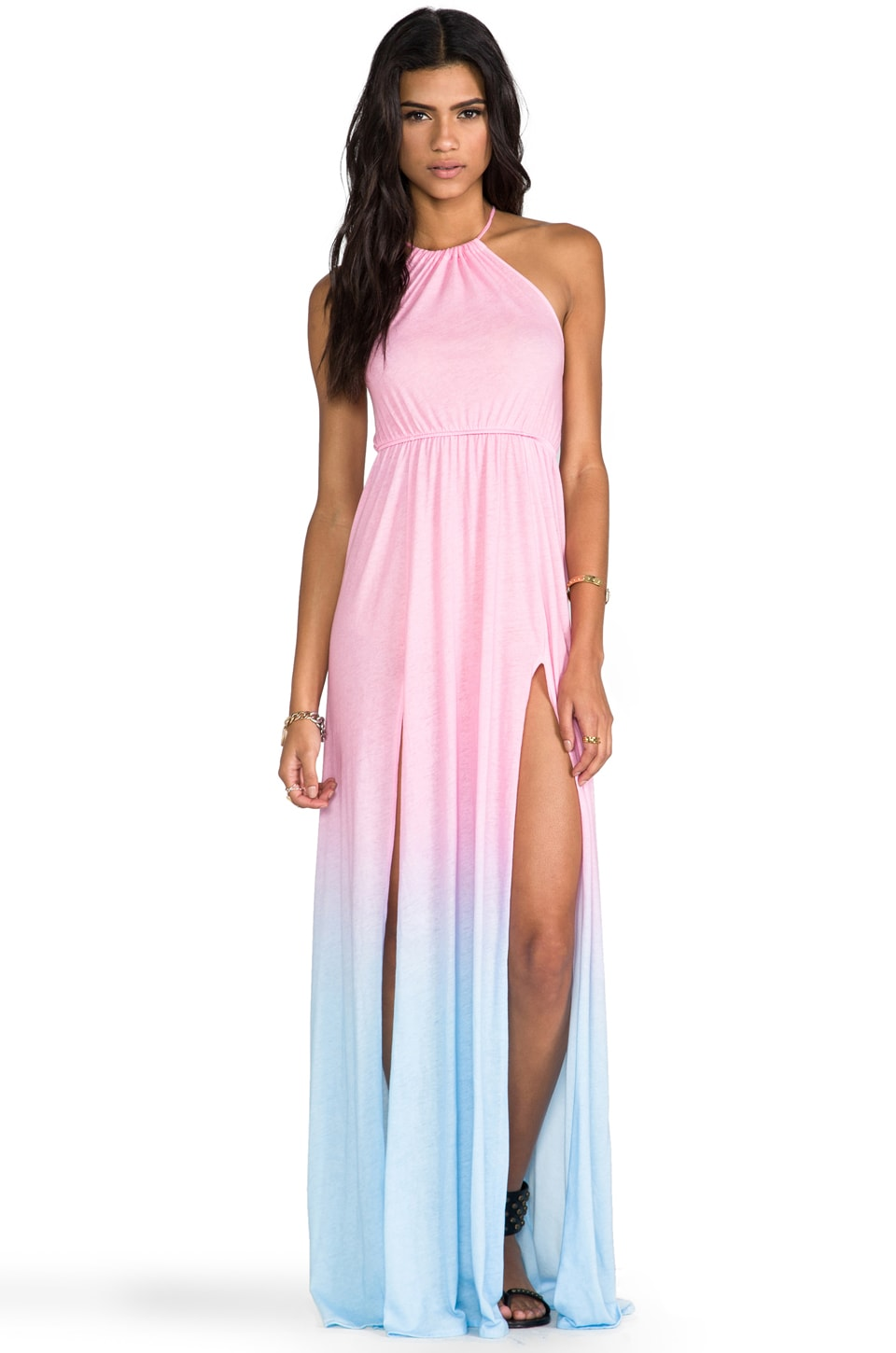 Wildfox Couture I Am The Ocean Gown in Multi