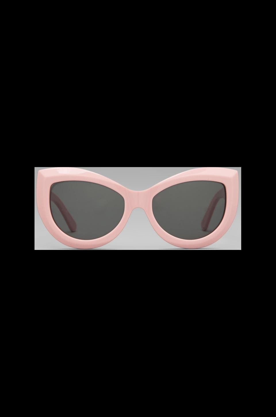 Wildfox Couture Kitten Sunglasses in Pink Pastel