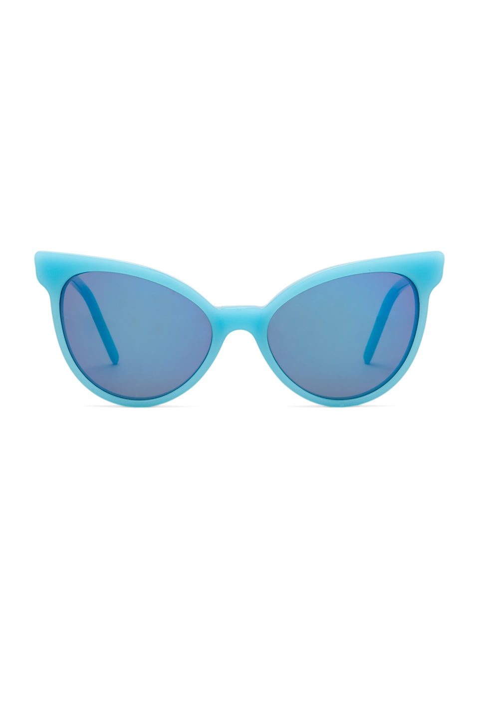 Wildfox Couture Le Femme Deluxe in Pastel Blue/Blue