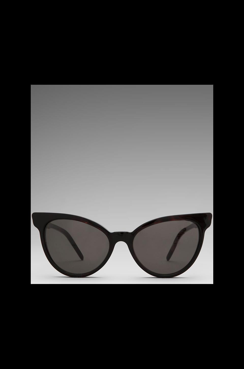 Wildfox Couture La Femme Sunglasses in Black