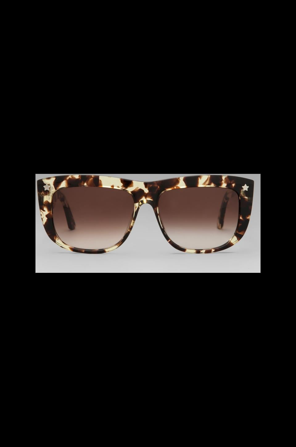 Wildfox Couture Cruiser Sunglasses in Tokyo Tortoise/Brown