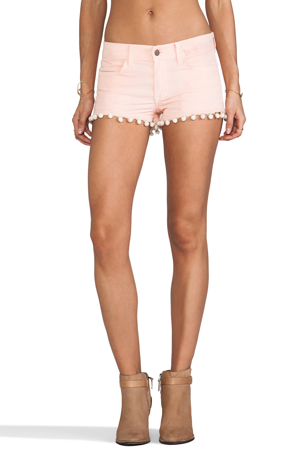 Wildfox Couture Lara Shorts in Peaches