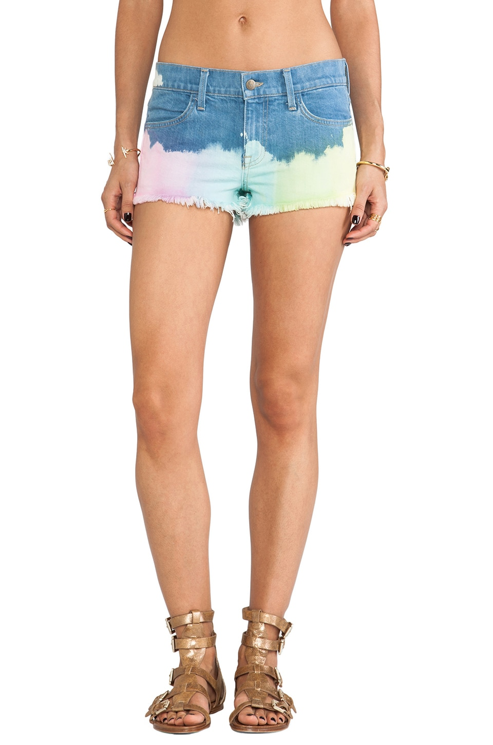 Wildfox Couture Lara Shorts in Wanderlust