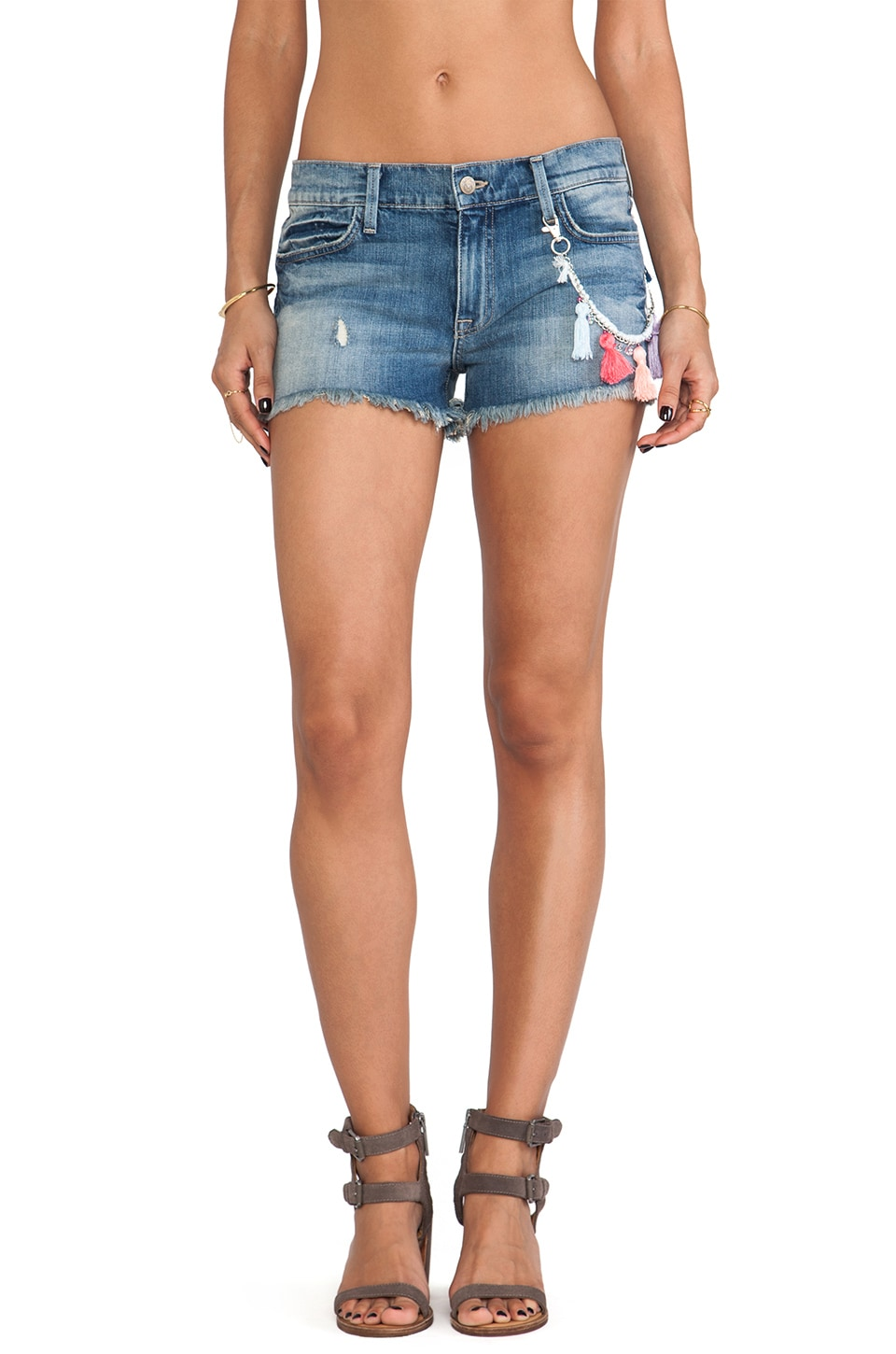 Wildfox Couture Ruby Shorts w/ Tassel in Wish