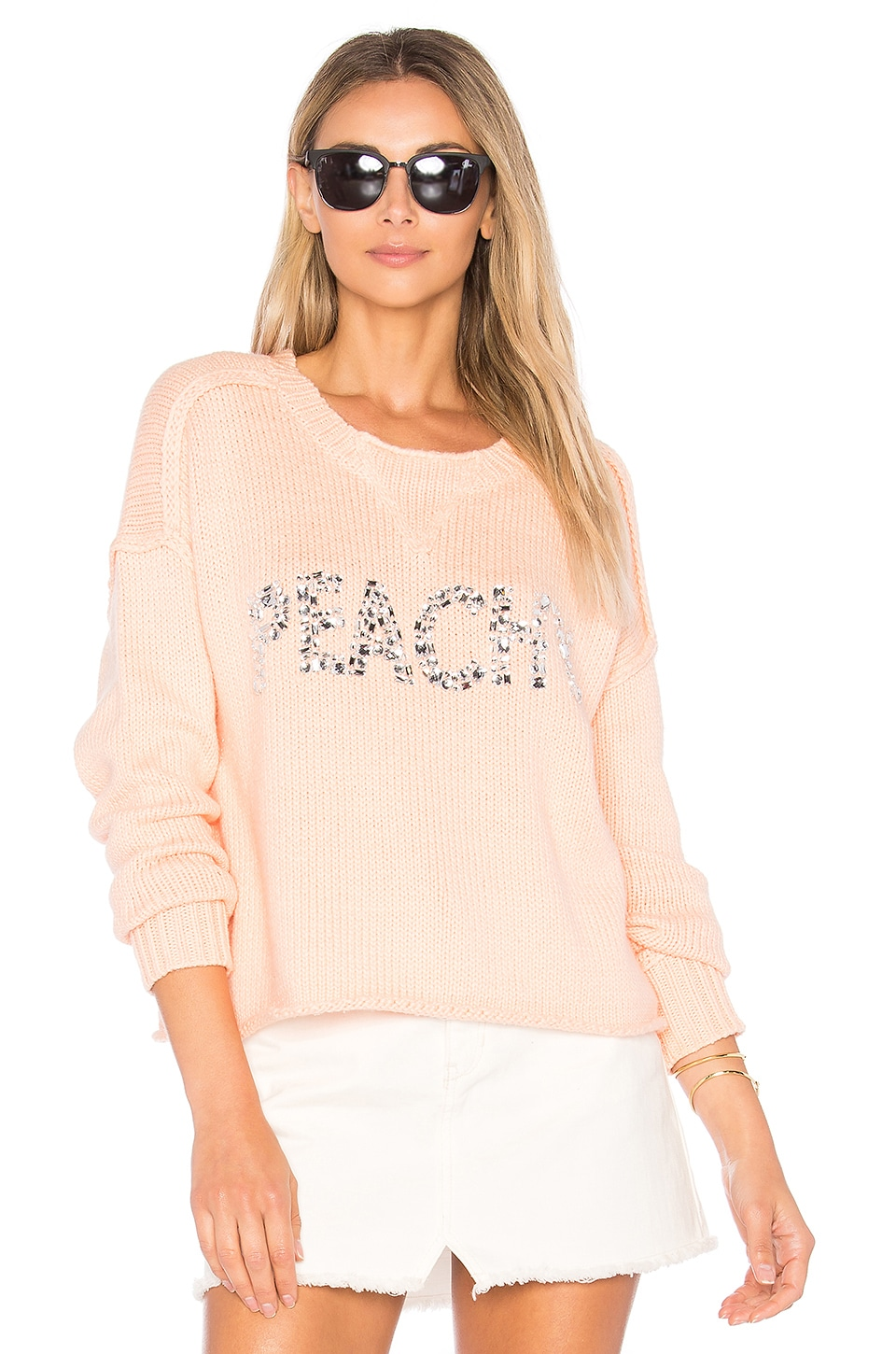 Peachy Sweater by Wildfox Couture