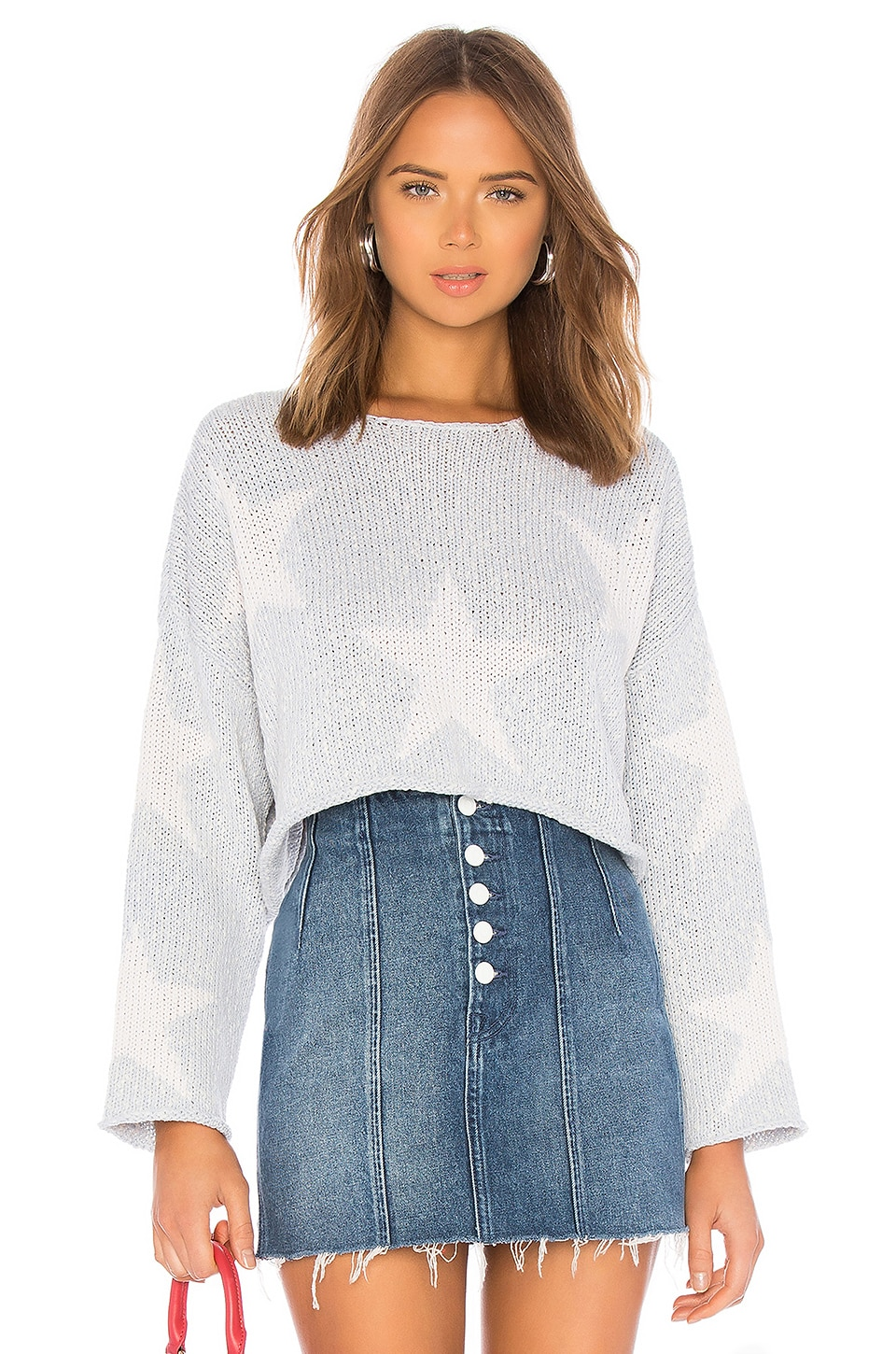 Star Crossed Star Sweater