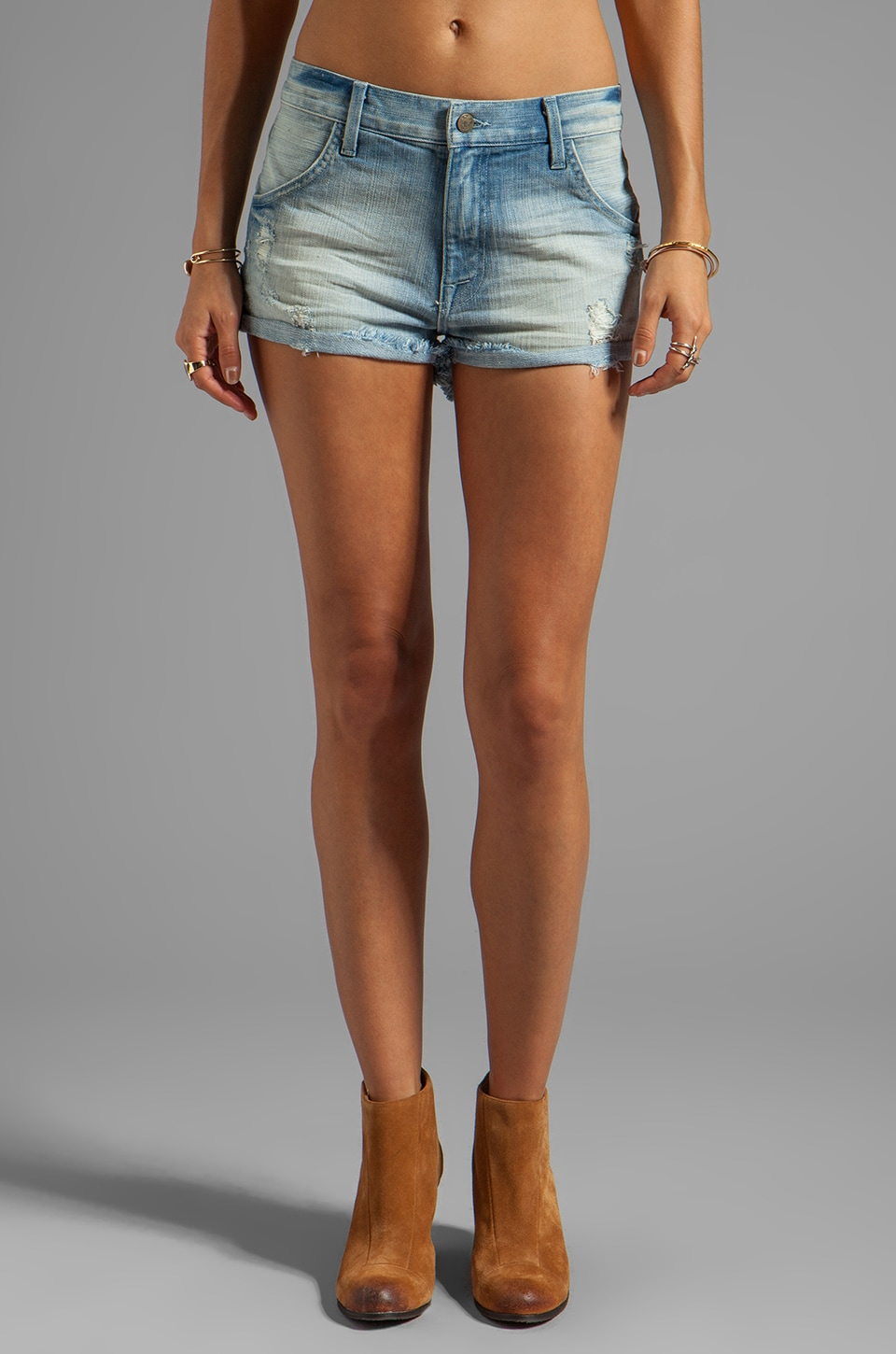 Wildfox Couture Michelle Cut Off Shorts in Secret