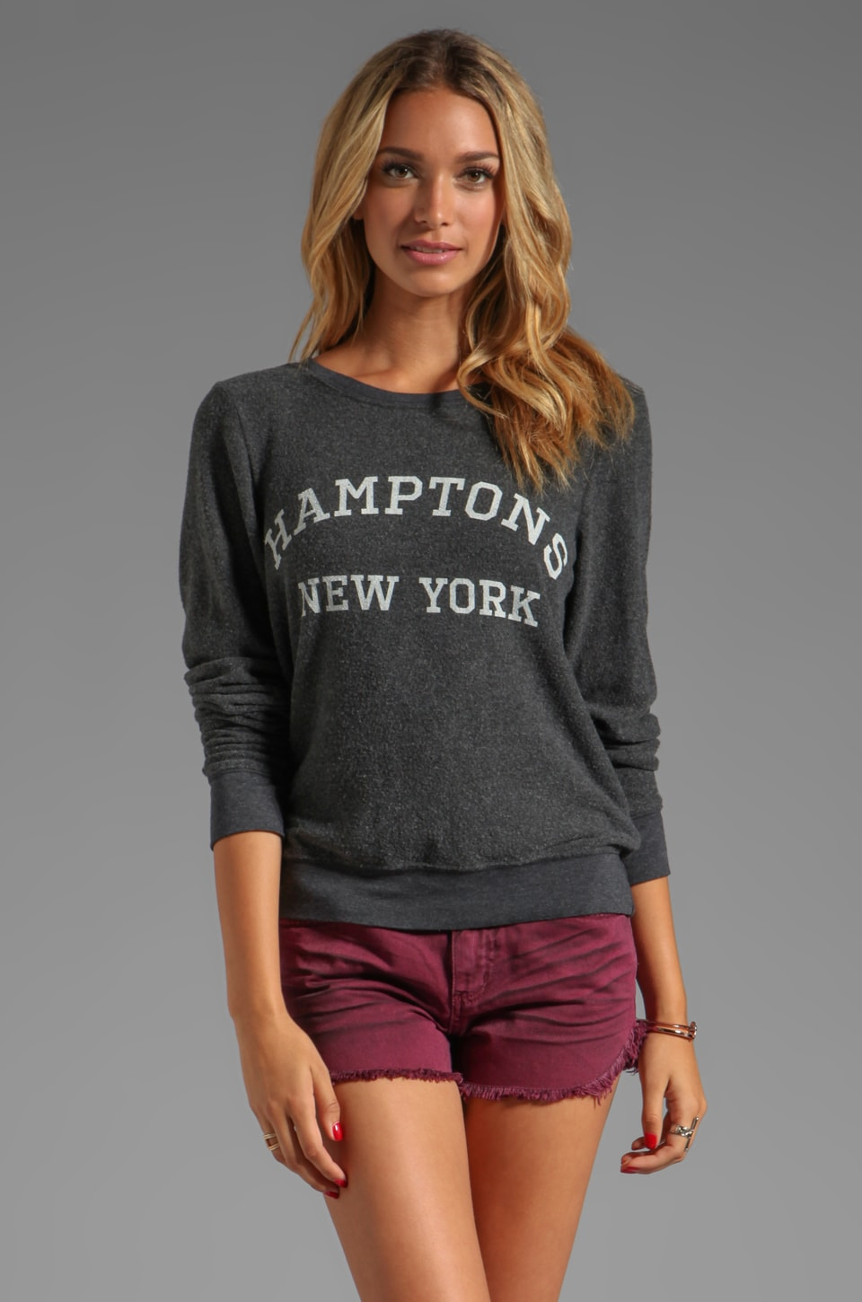 Wildfox Couture Hamptons, NY in Clean Black