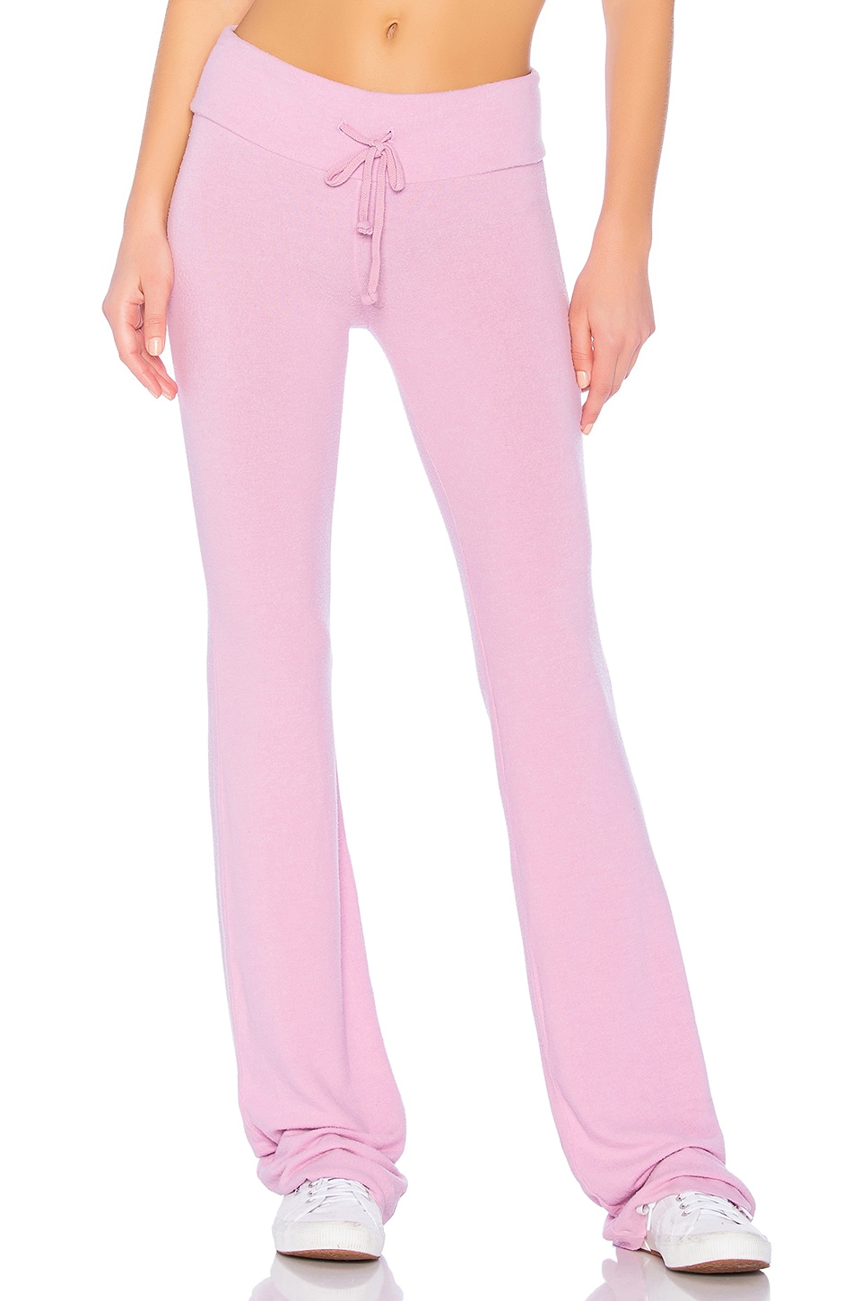 Wildfox Couture Tennis Club Pant in Orchid
