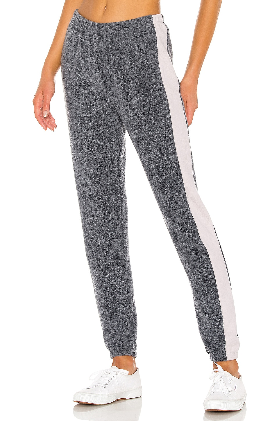 Wildfox Couture Track Knox Pants in Night & Rose