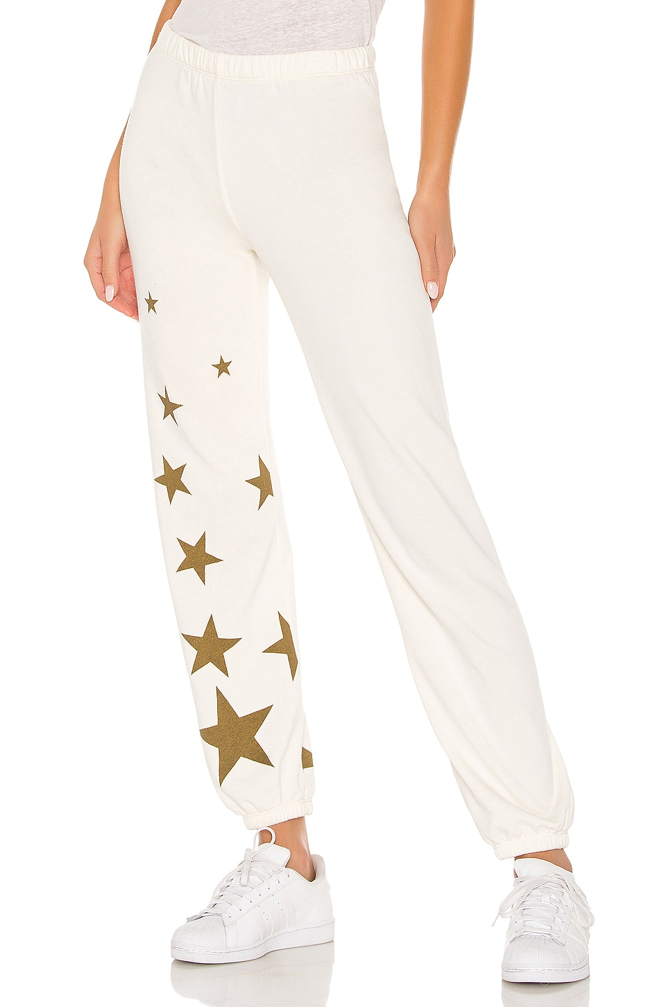 Wildfox Couture Falling Stars Easy Sweats in Antique