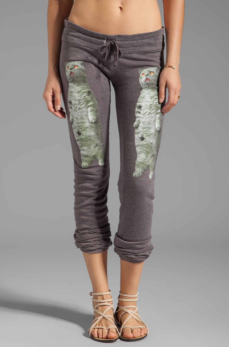 Wildfox Couture Zombie Cat Malibu Sweats in NYC