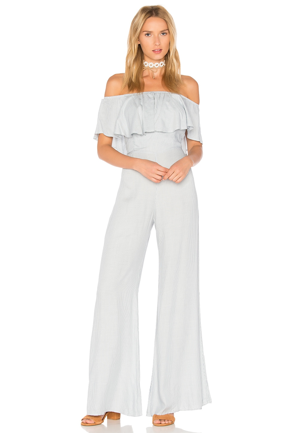 Chambray Jumpsuit by Wildfox Couture