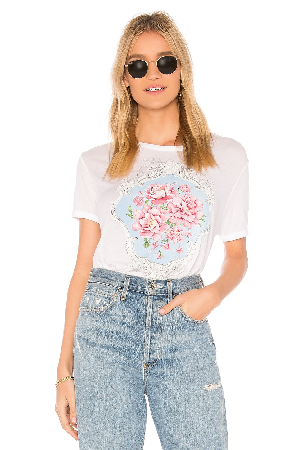 Baroque Roses Tee