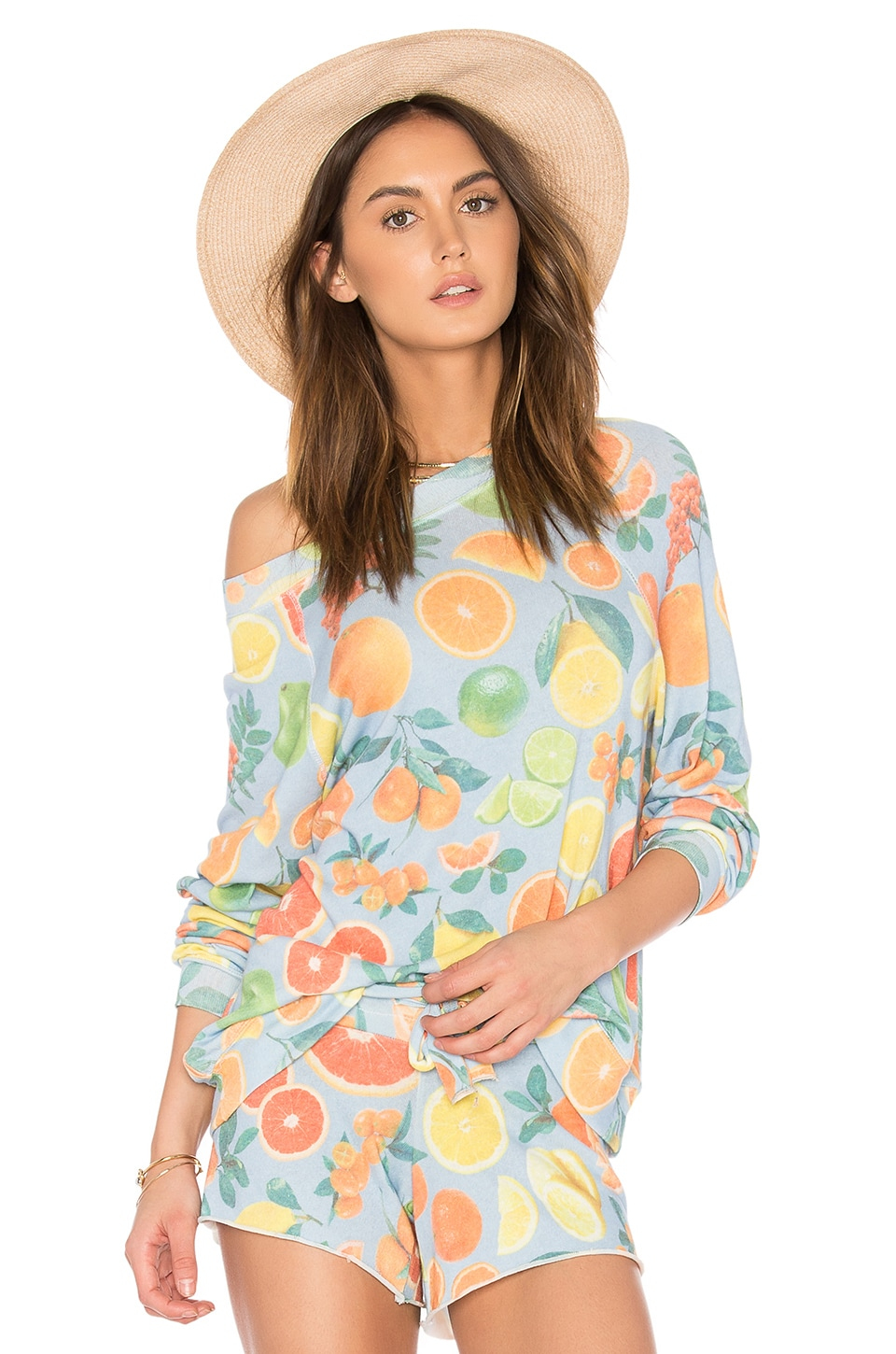 Fresh Citrus Top by Wildfox Couture