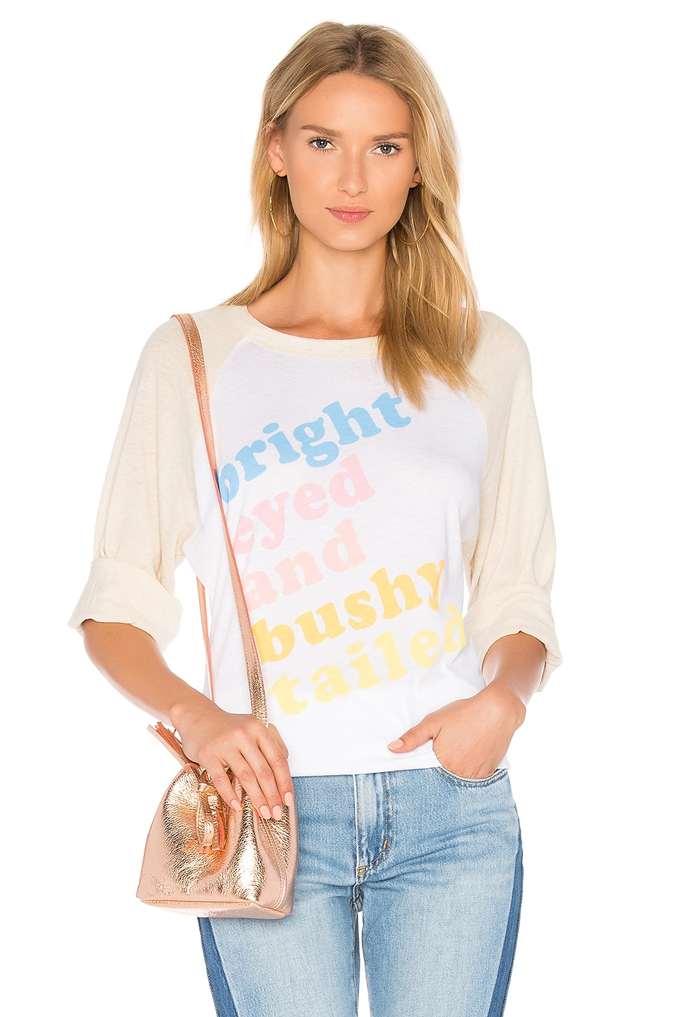 Bright Eyed Tee by Wildfox Couture