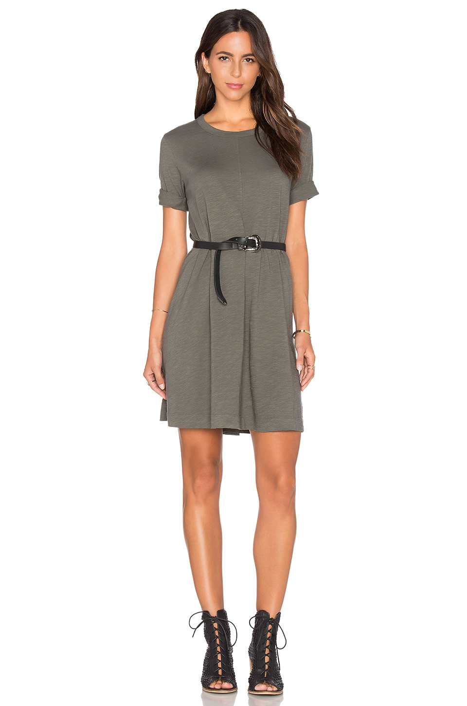 Trapeze Tee Dress by Wilt