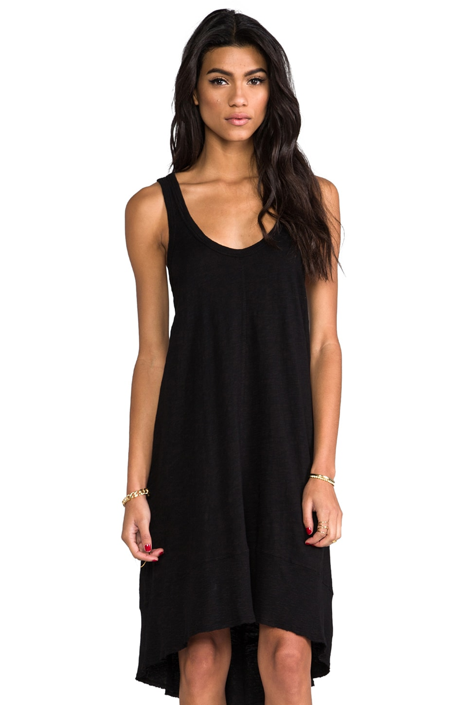 Wilt Hi/Lo Dress in Black
