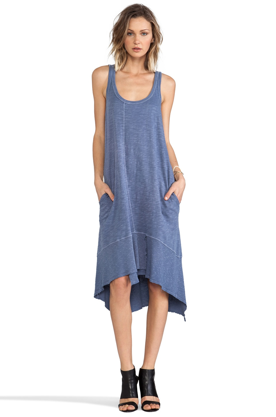 Wilt Twisted Tank Dress in Kite