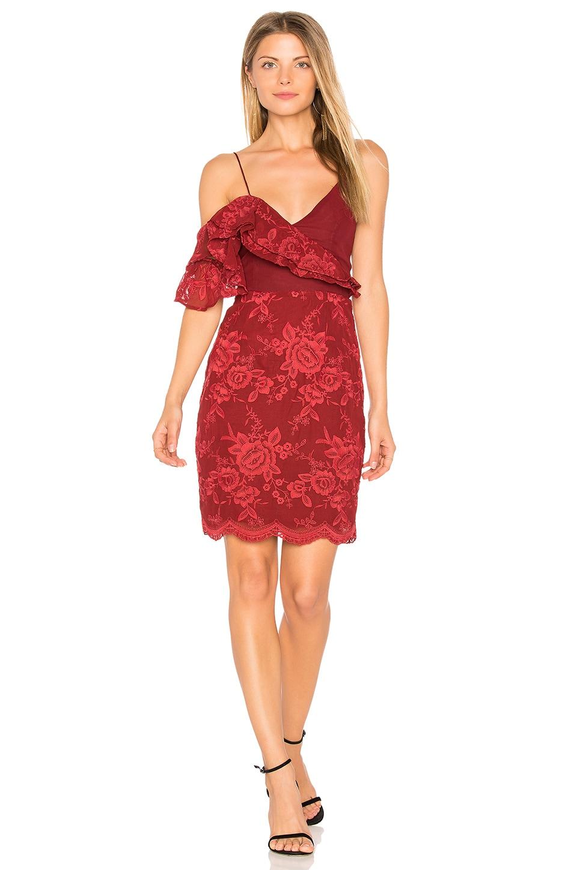 Amalfi Off Shoulder Dress by Winona Australia