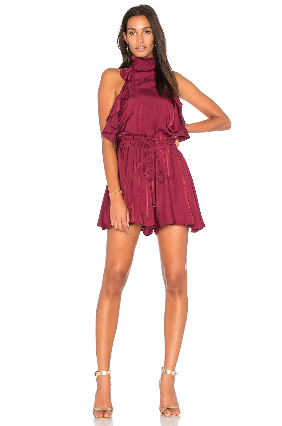 Negroni Playsuit