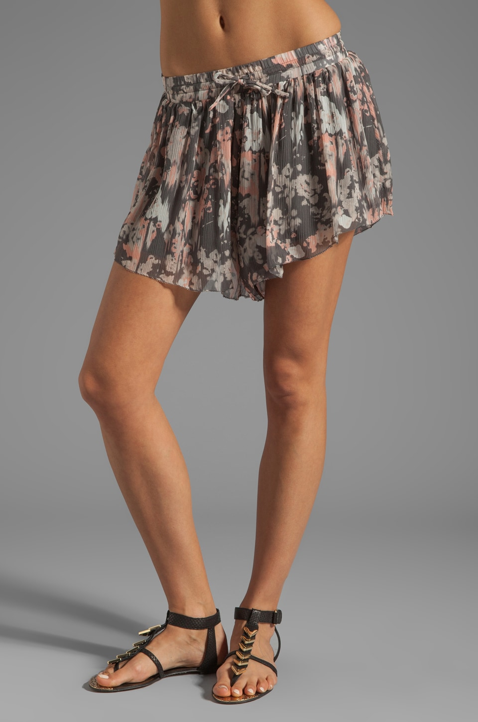 Winter Kate Fairy Short in Identity Charcoal