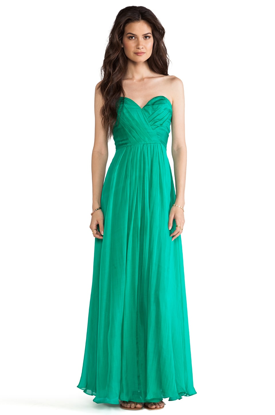 Wish Bella Maxi Dress in Amazon