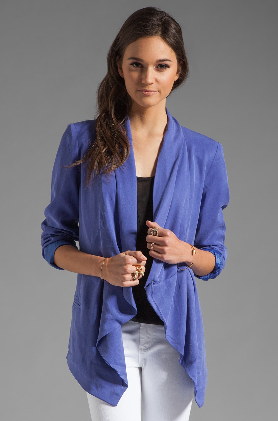 Wish Proxy Blazer in Indigo