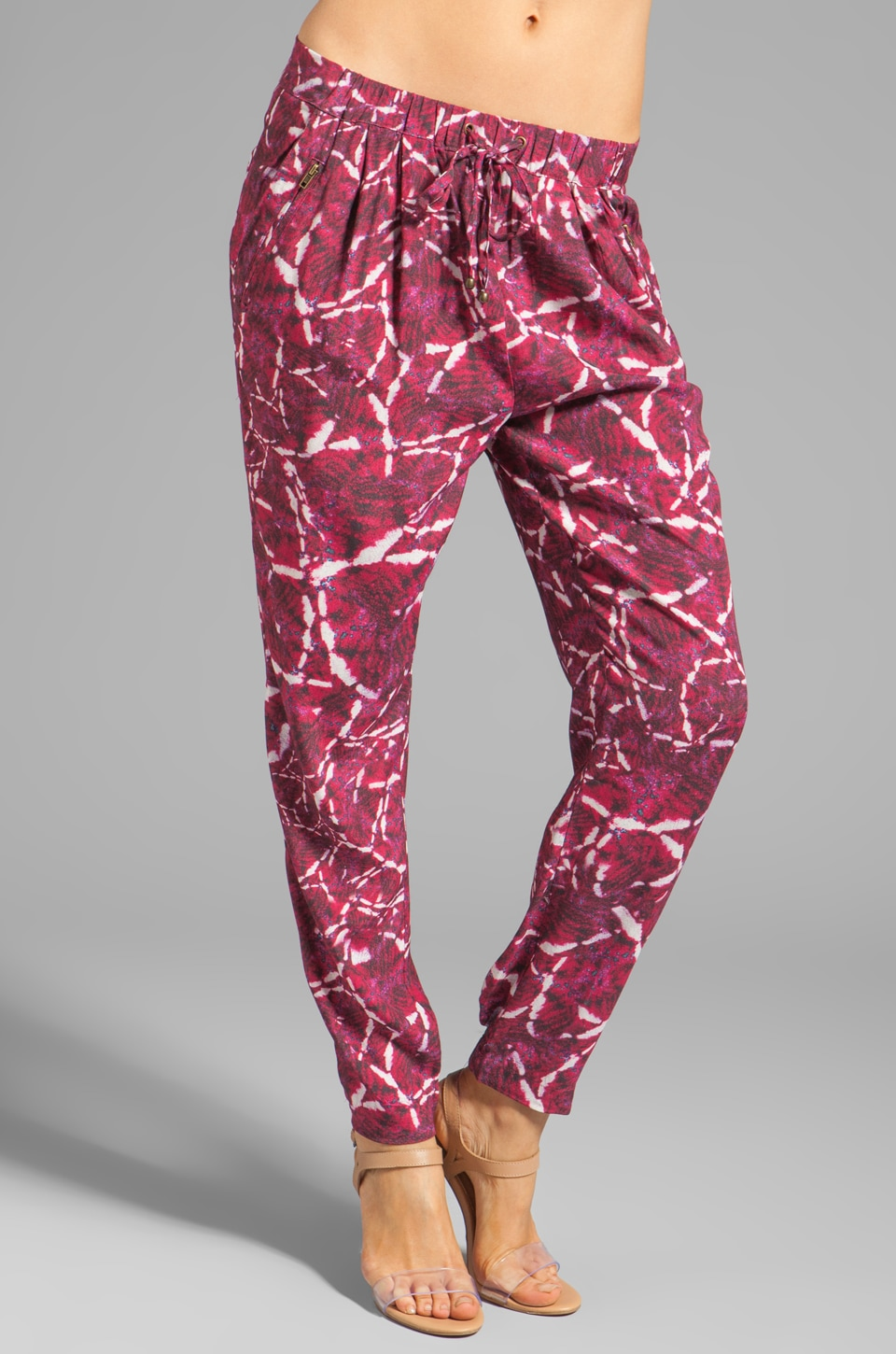 Wish Fortuity Pants in Ruby