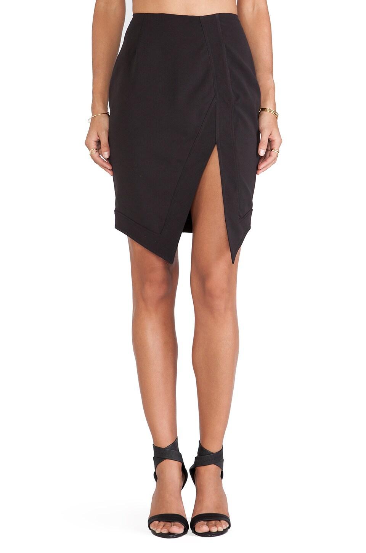 Wish Prodigy Skirt in Black