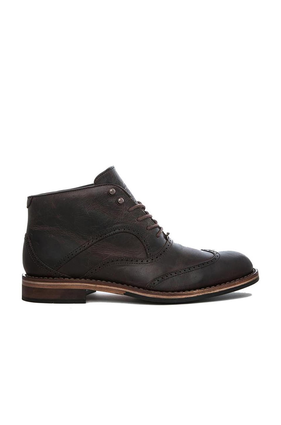 Wolverine 1000 Mile Wesley Wingtip Chukka in Brown