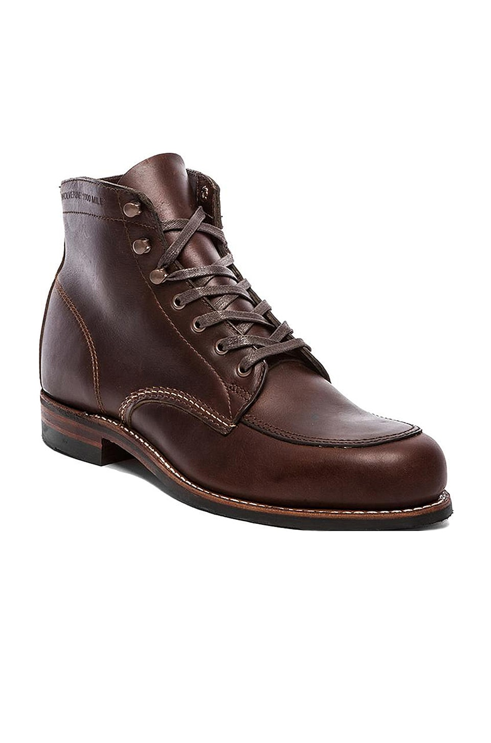 Wolverine Boots 1000 Mile Courtland en Marron
