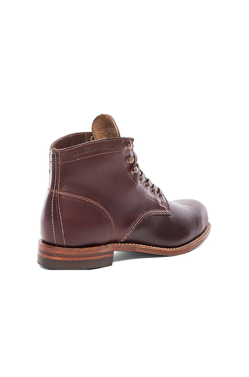 Wolverine 1000 Mile Original Boot in Cordovan No.8