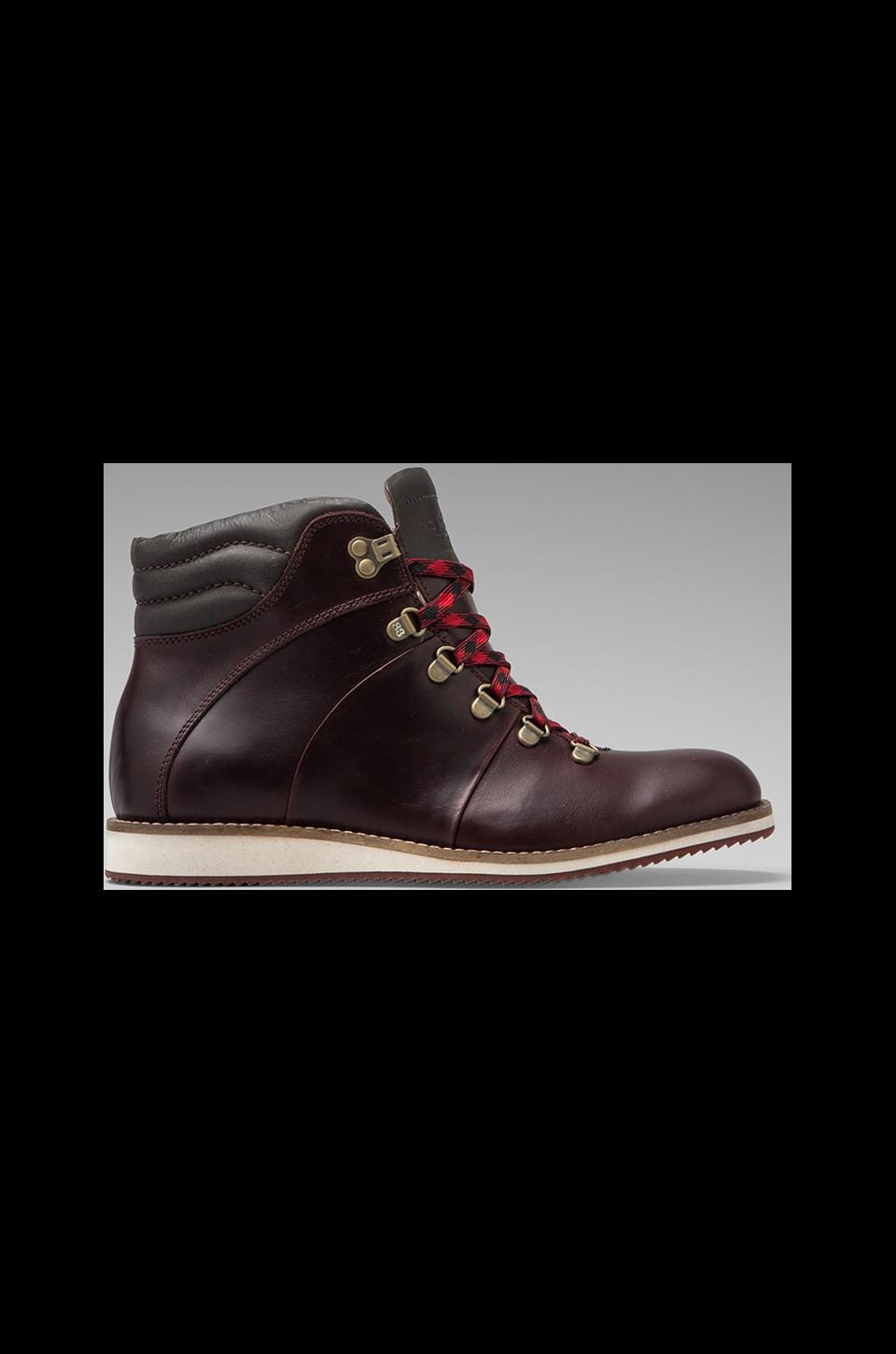 Wolverine 1883 Bertel Boot in Burgundy