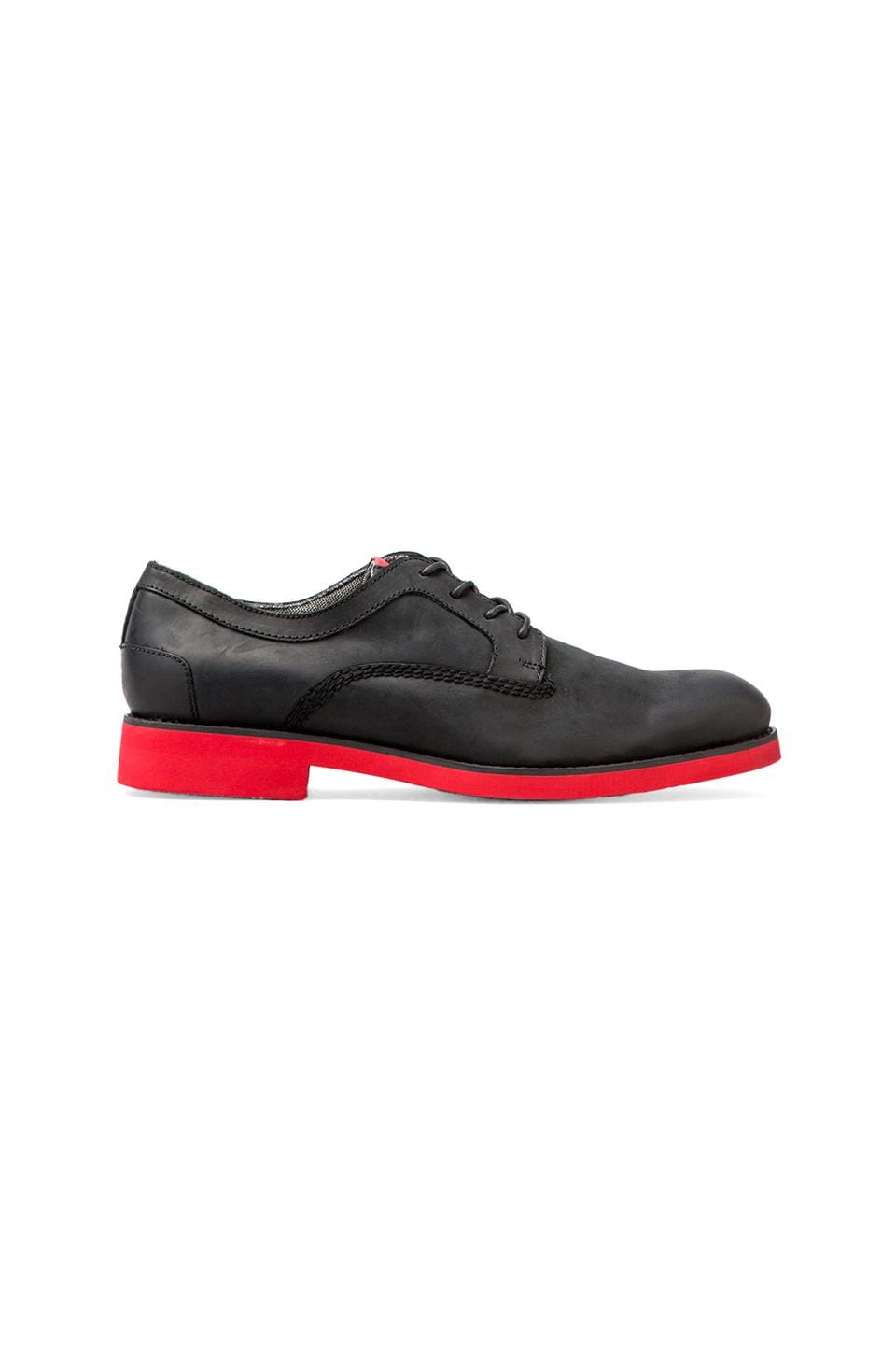 Wolverine 1883 Theo in Black/Red
