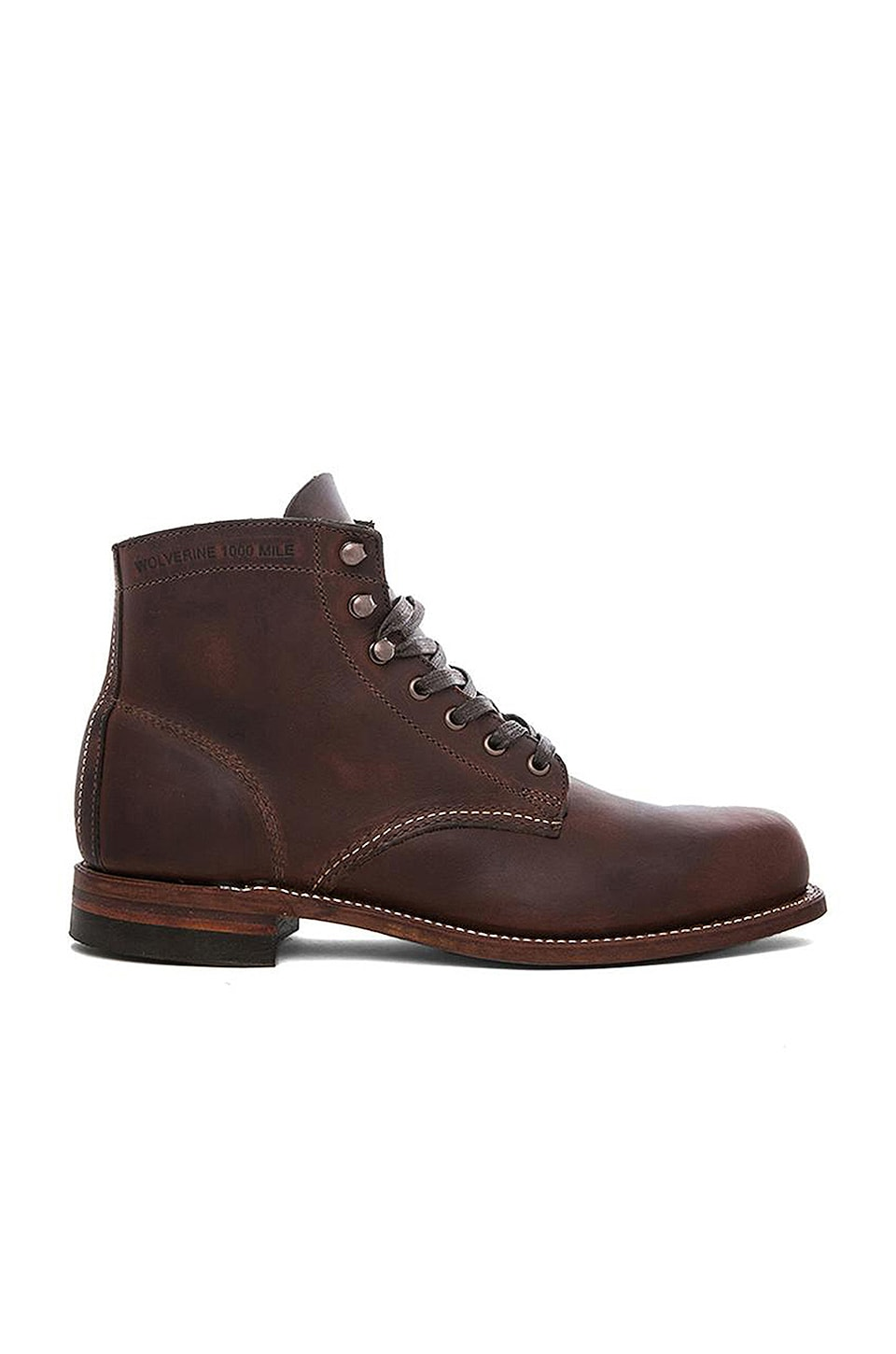 Wolverine 1000 Mile Original Boot в цвете Brown