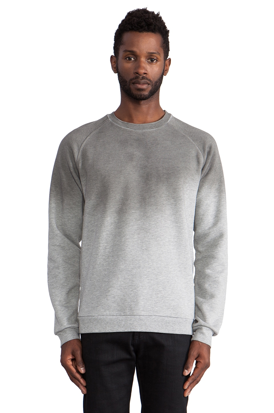Won Hundred Time Dip Dye Pullover in High Rise