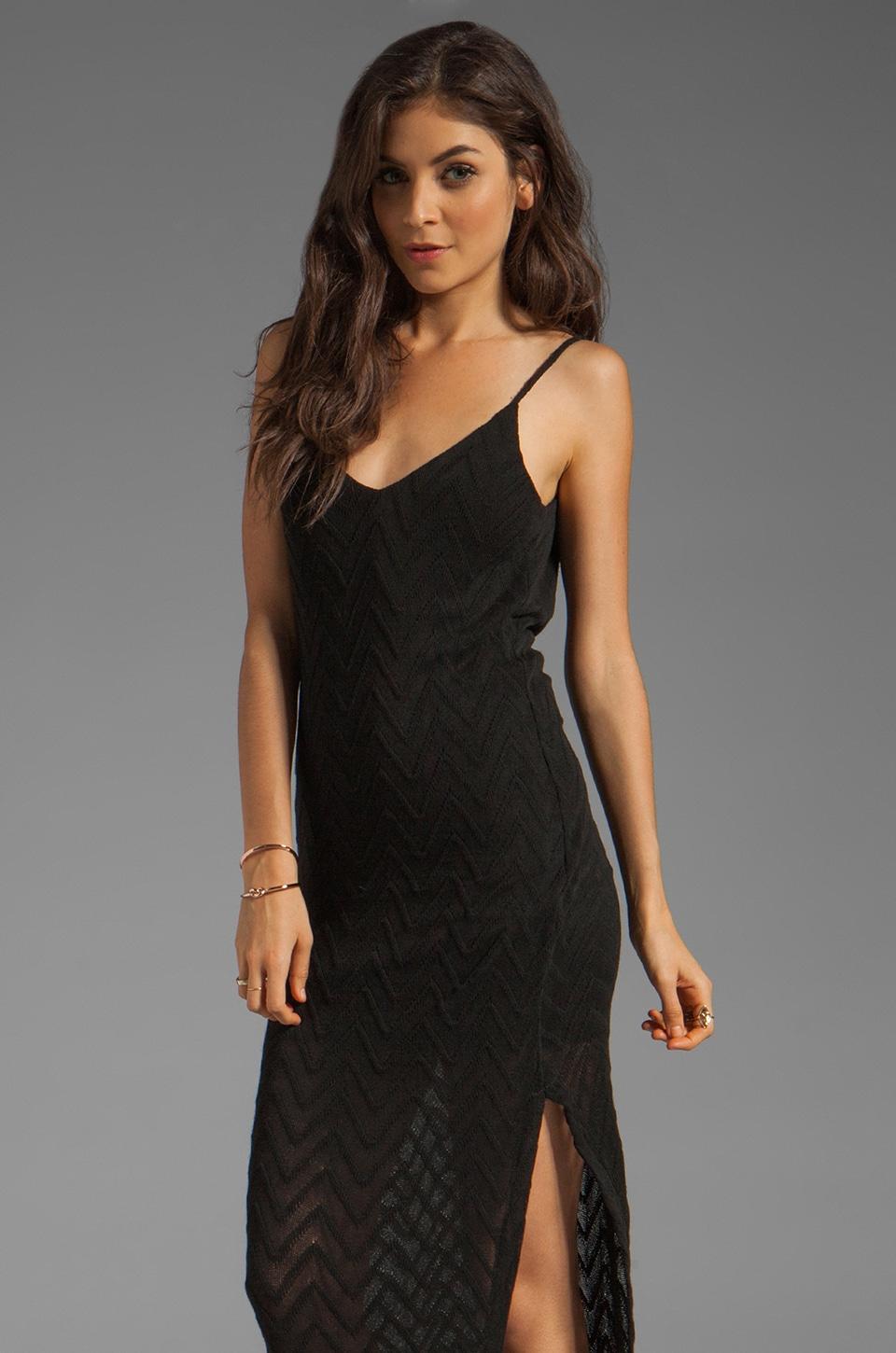 WOODLEIGH Keira Maxi in Black