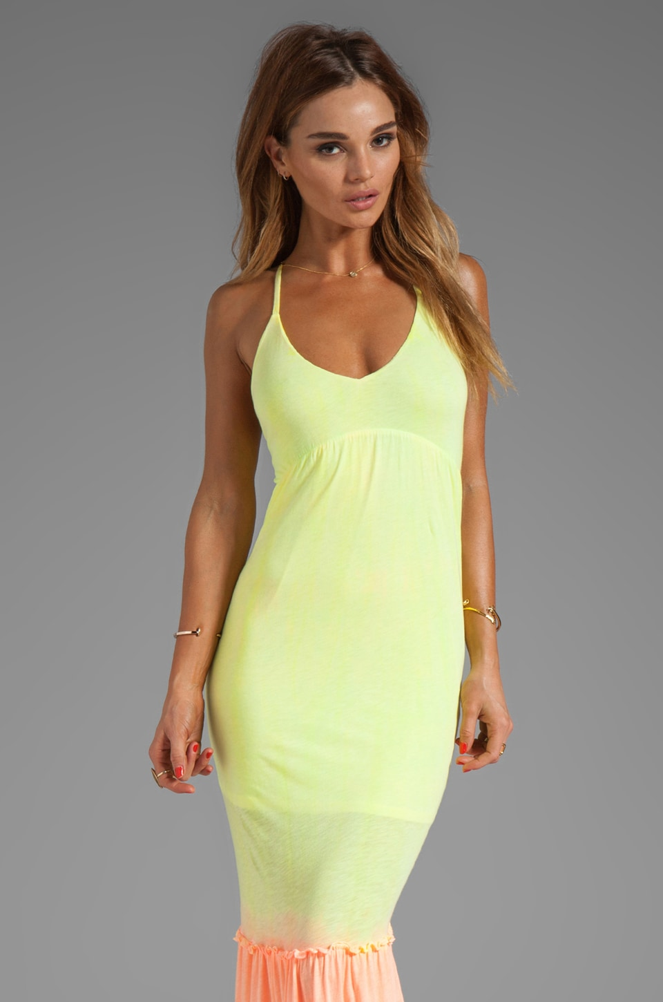 WOODLEIGH Jazlin Maxi in Lemon