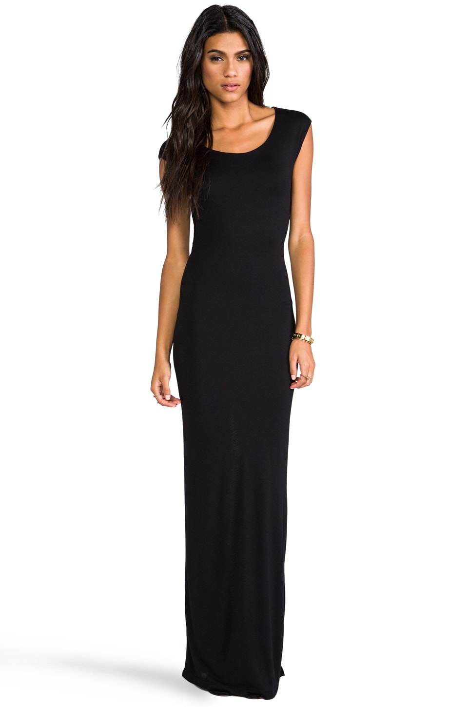 WOODLEIGH Annabelle Maxi in Black
