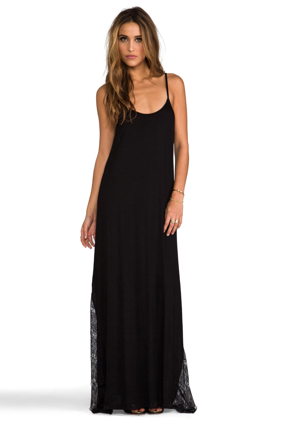WOODLEIGH Marcy Dress in Black