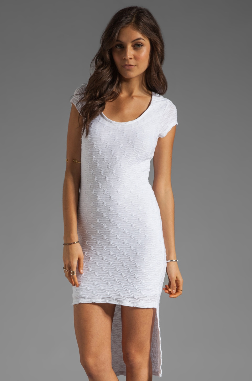 WOODLEIGH Stella Dress in White